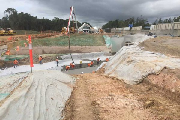 Lend Lease C2CA3 Cooroy To Curra Coory Creek